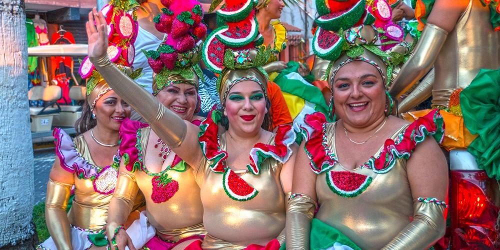 Mexico - Karneval auf der Insel Isla Mujeres