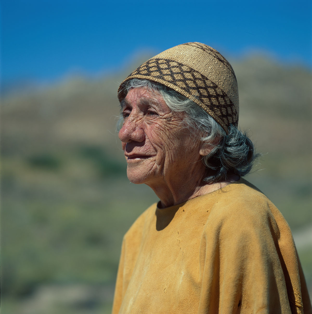 Native Americans - Paiute - Shoshone - Clara from Bigpine