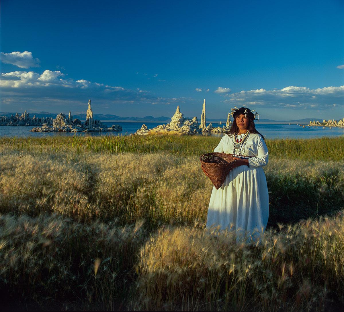 Native Americans - Paiute - Shoshone - Lucy Parker