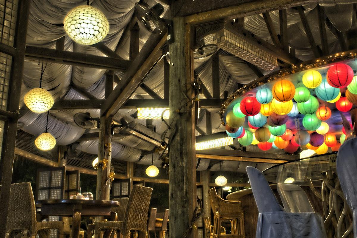 Moalboal, Cebu, Philippines - Bar