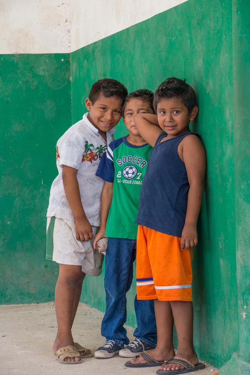 Mexico, Cozumel, Kinder, Kids