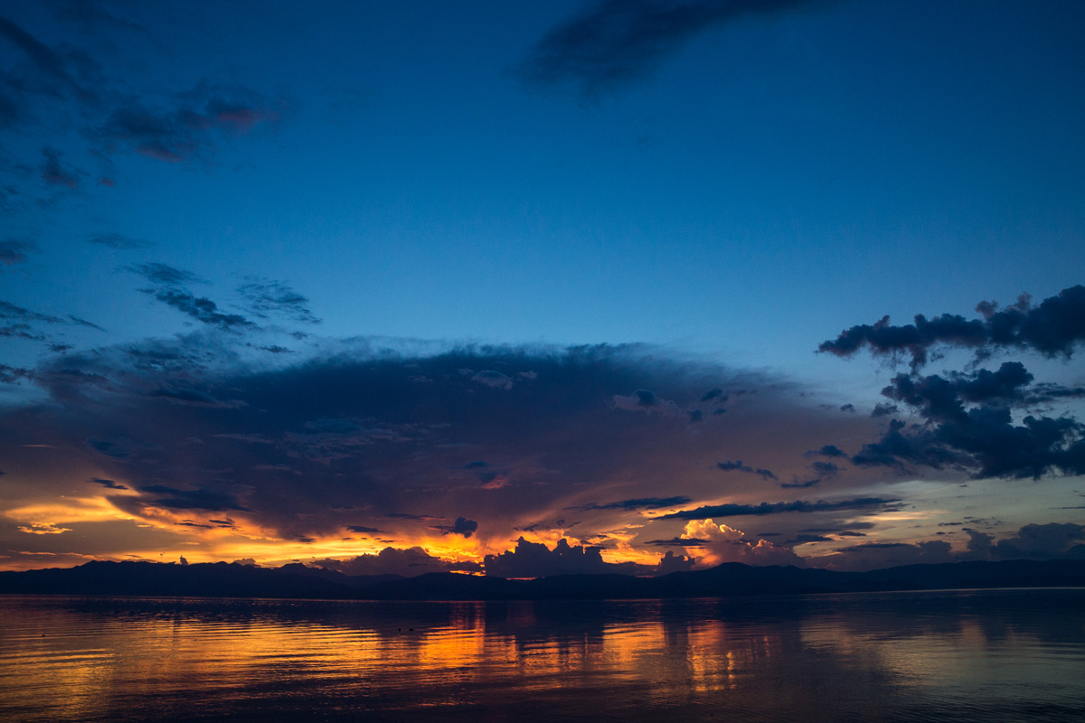 Moalboal, Cebu - Sunset