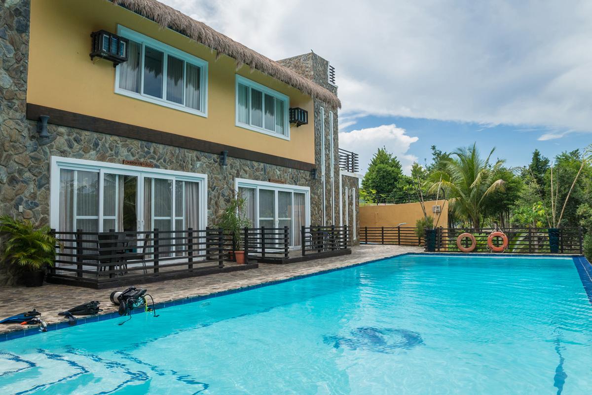 Moalboal, Cebu - Pool
