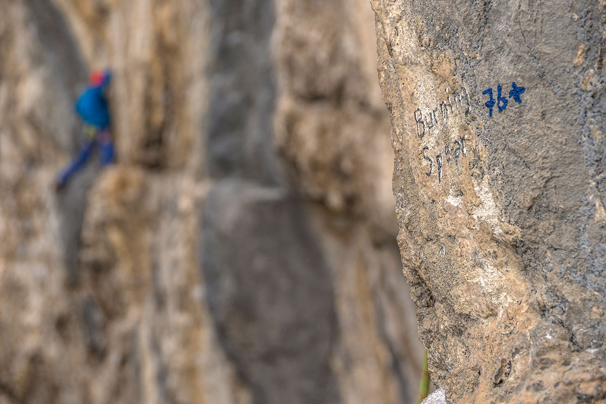 Alpsee - Kletterroute