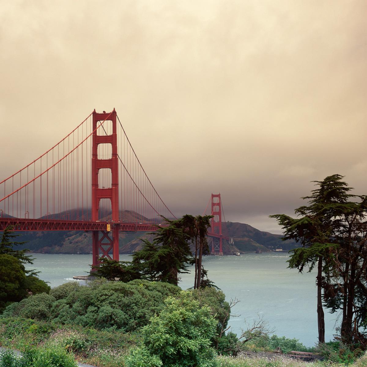 USA - San Francisco - Golden Gate Bridge