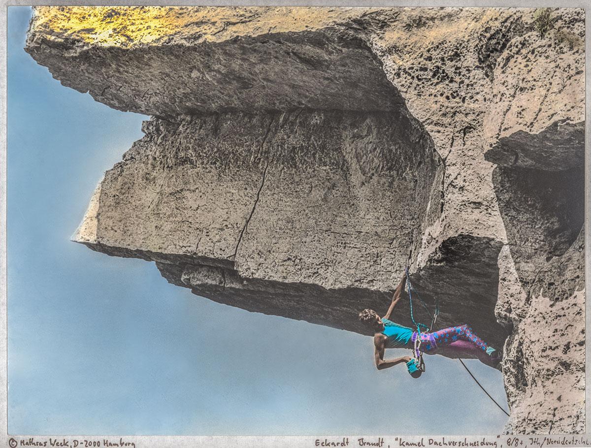 Ith - Kamel Dachverschneidung, 8/8+, Eckardt Brandt