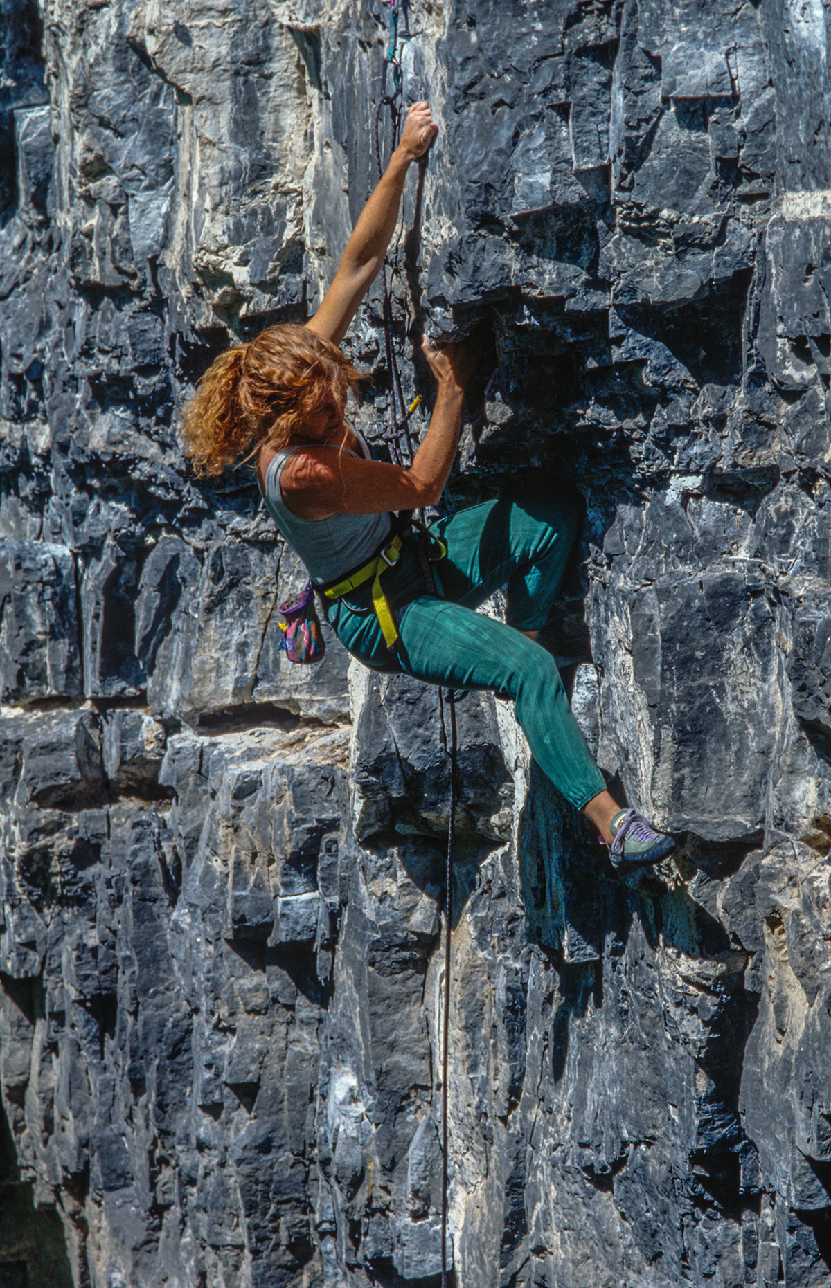 American Fork - rock climbing