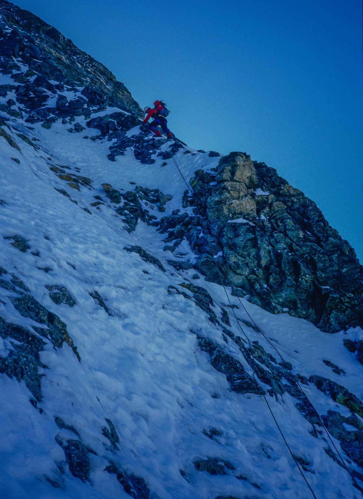Matterhorn Nordwand - Rollo Steffens