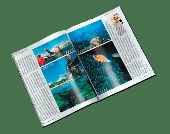 Tauch Magazin