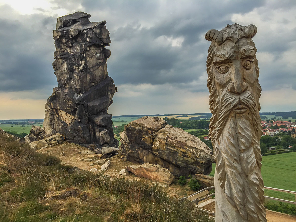 Harz - devils wall