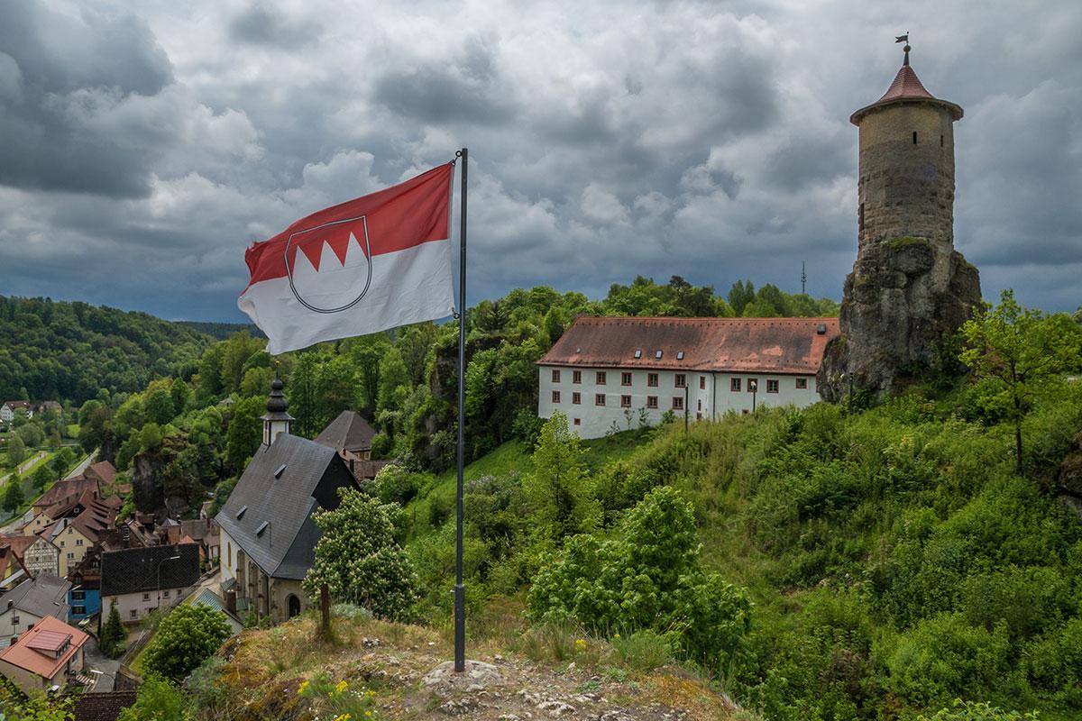 Frankenjura, Burg Waischenfeld
