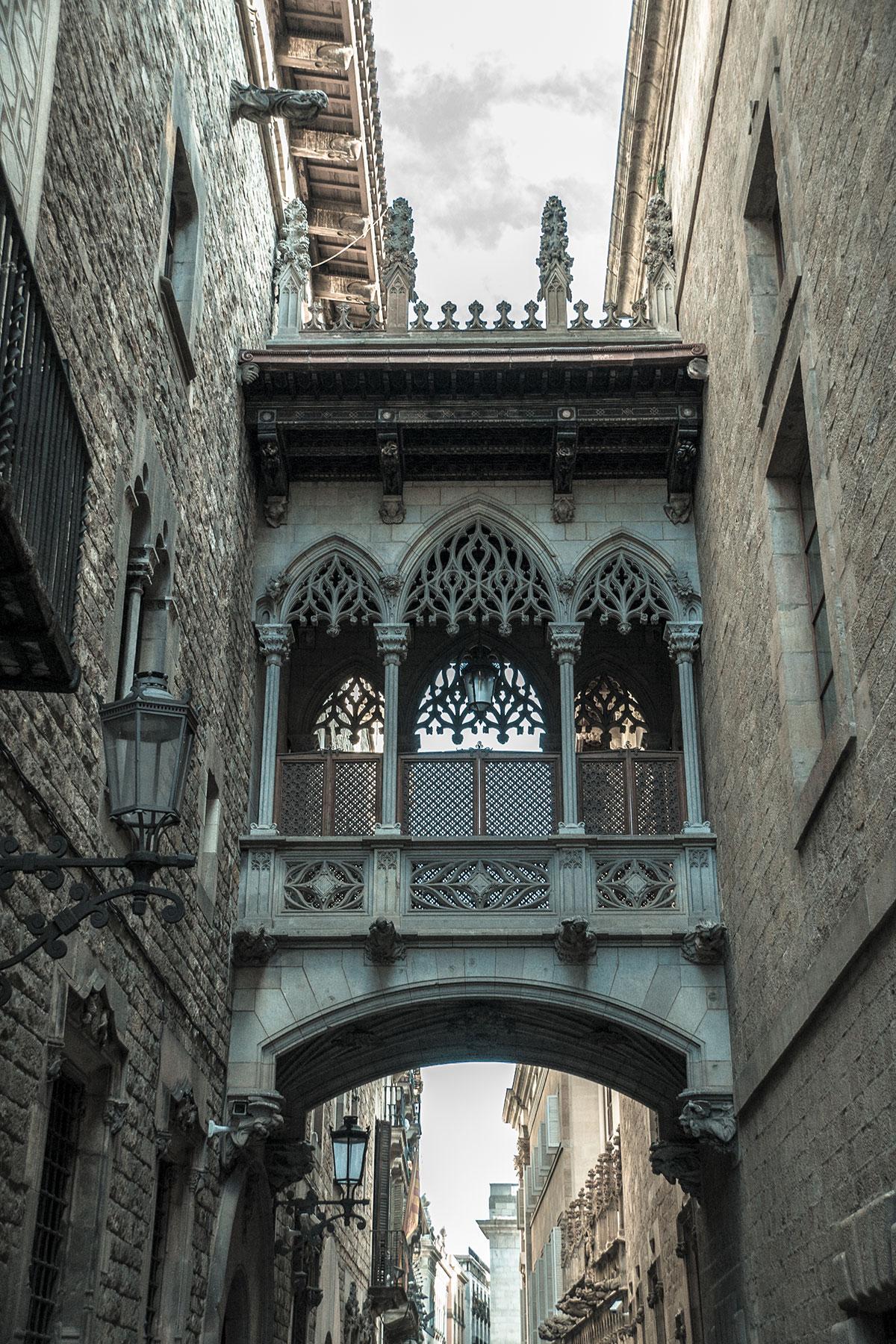 Barcelona - Barri Gotic