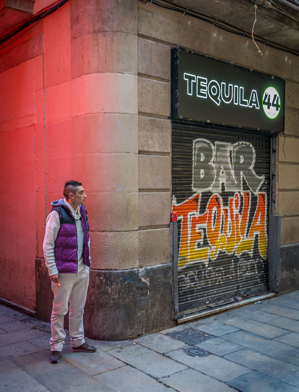 Barcelona - Barri Gotic - Tequila 44