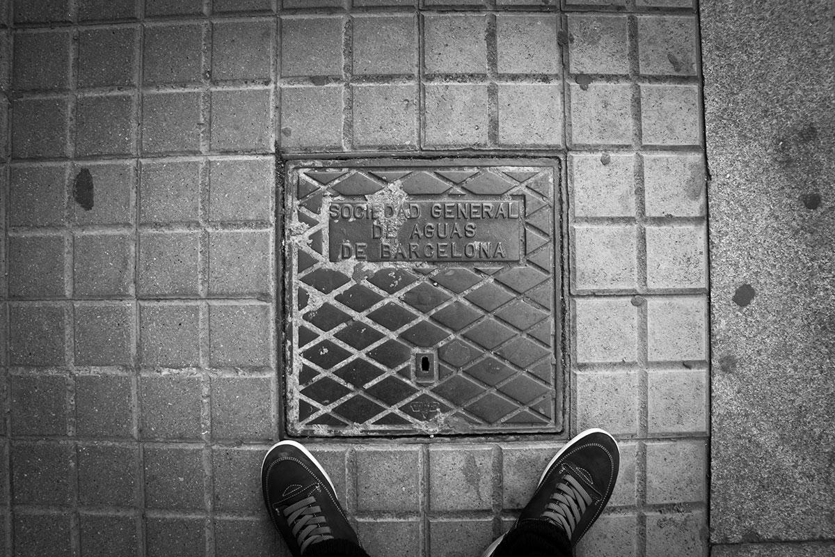 Barcelona - Sieldeckel