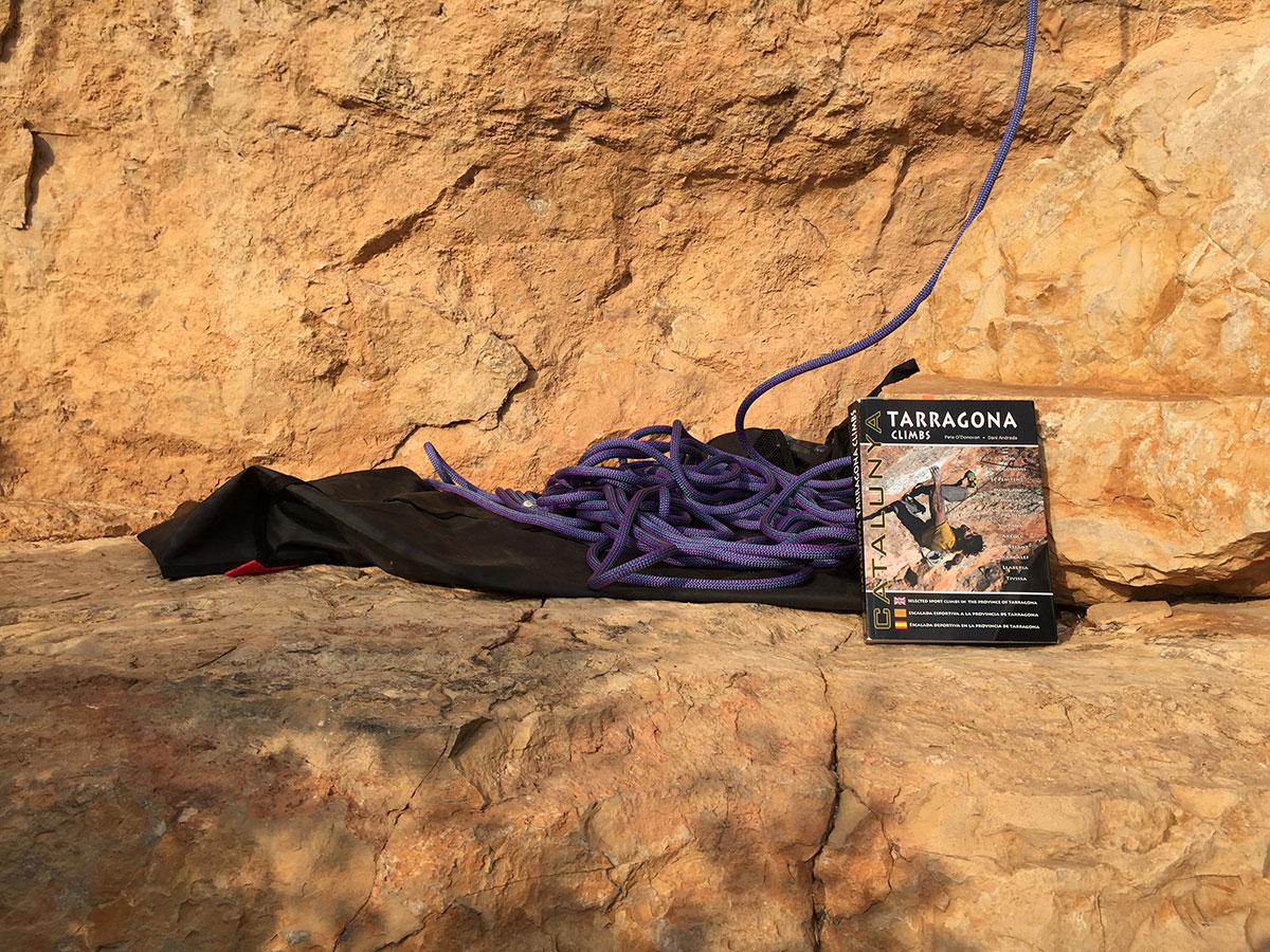 Tarragona - Klettern in Arboli
