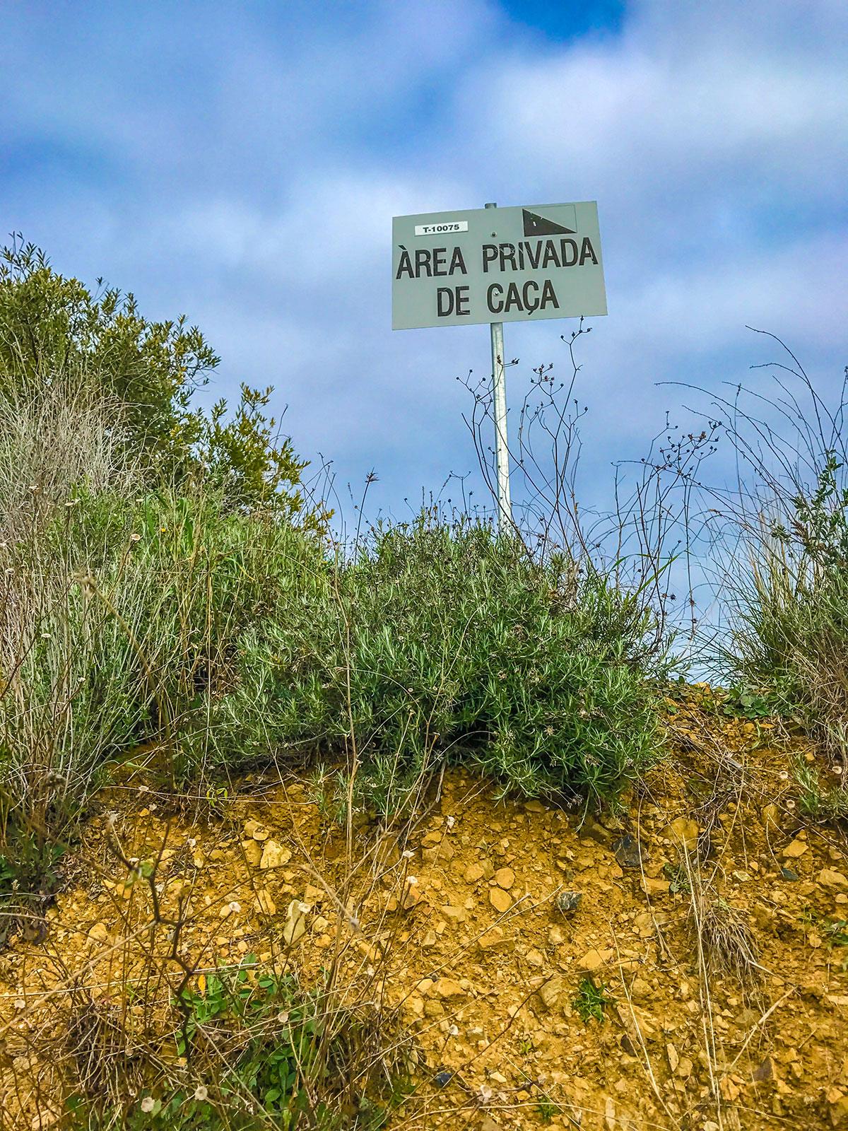 Spanien, Katalonien, Region Tarragona, Àrea Privada de Caca