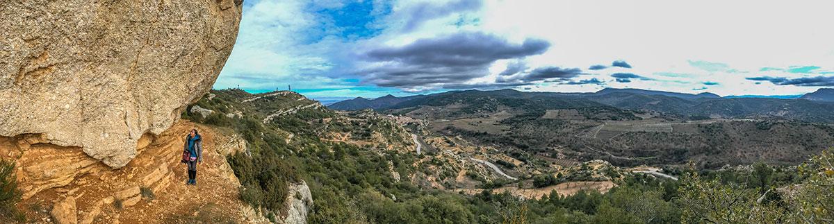 Spanien, Katalonien, Region Tarragona, Vilanova de Prades