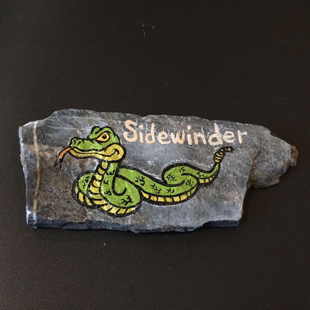 """Warstein, Hillenberg, Route """" Sidewinder, 9-"""
