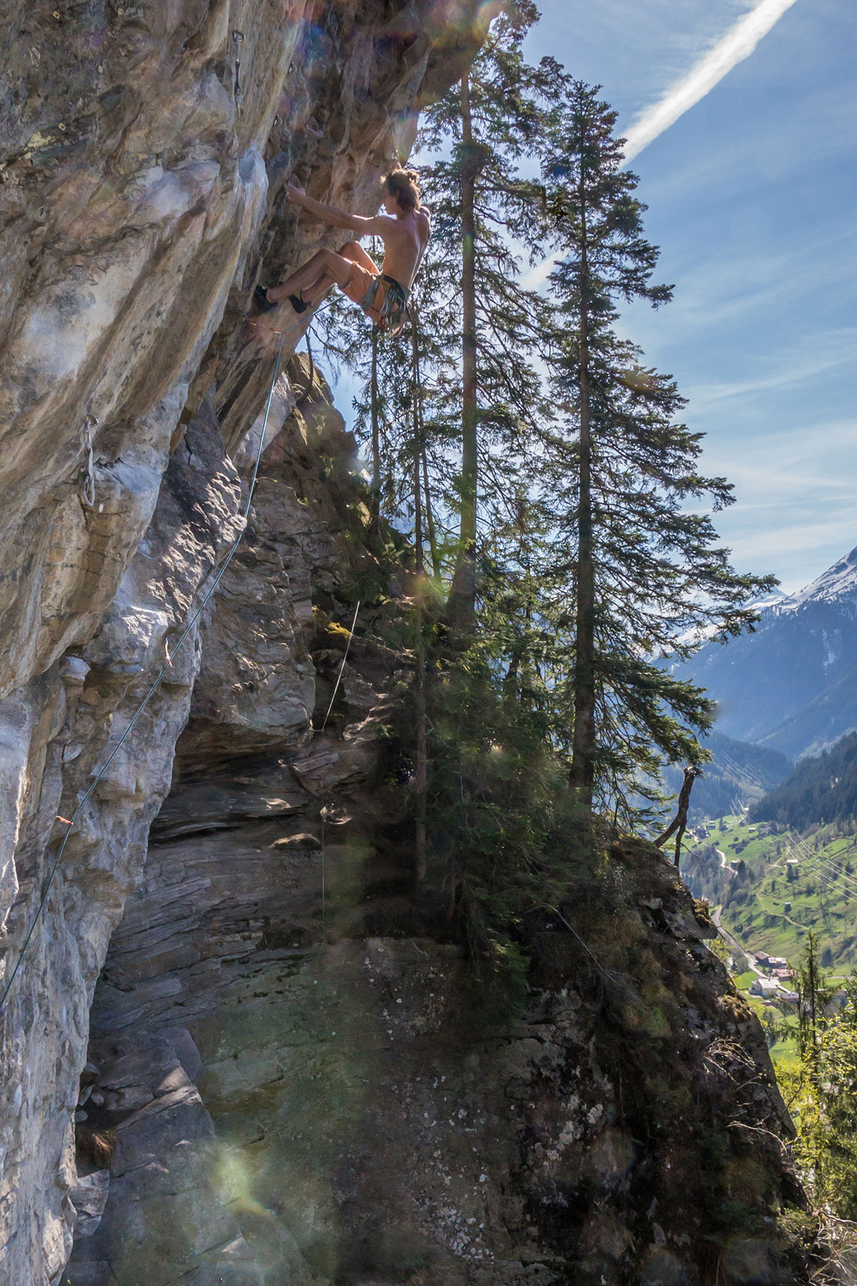 Zillertal - Nasenwand -