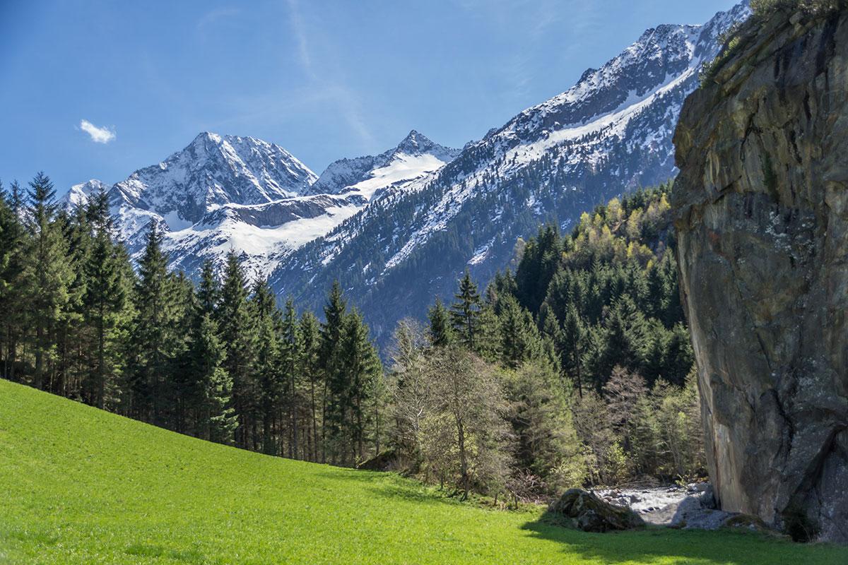 Zillertal - Ewige Jagdgründe