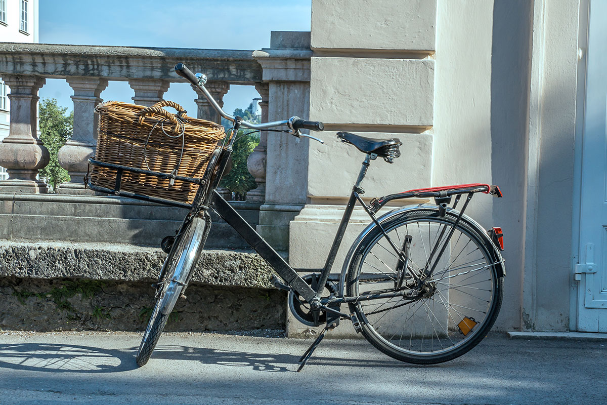 Salzburg, Fahrrad