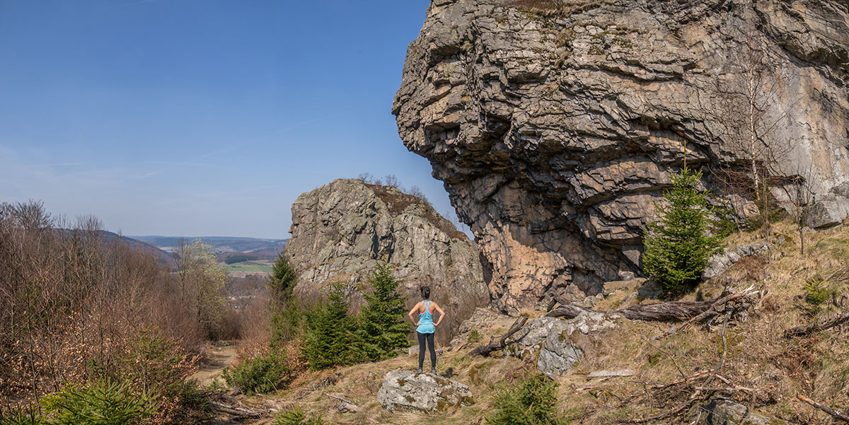 Bruchhauser Steine - Felspotential