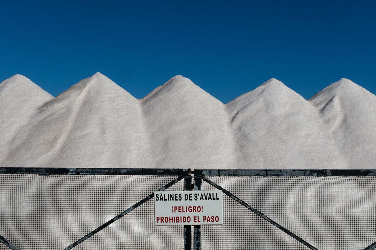 Mallorca, Salines in Colònia de Sant Jordi
