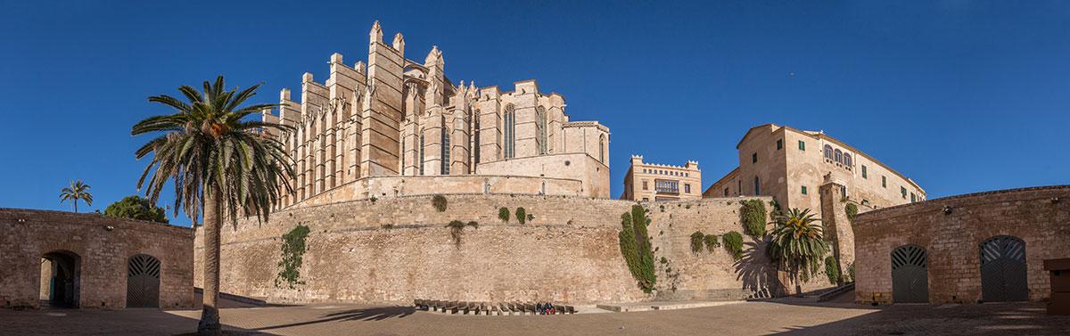 Mallorca, Catedral de Mallorca, Palma