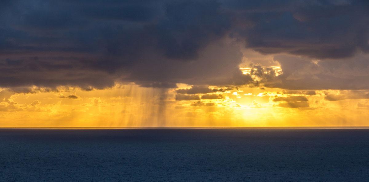 Dominikanische Republik, Regen