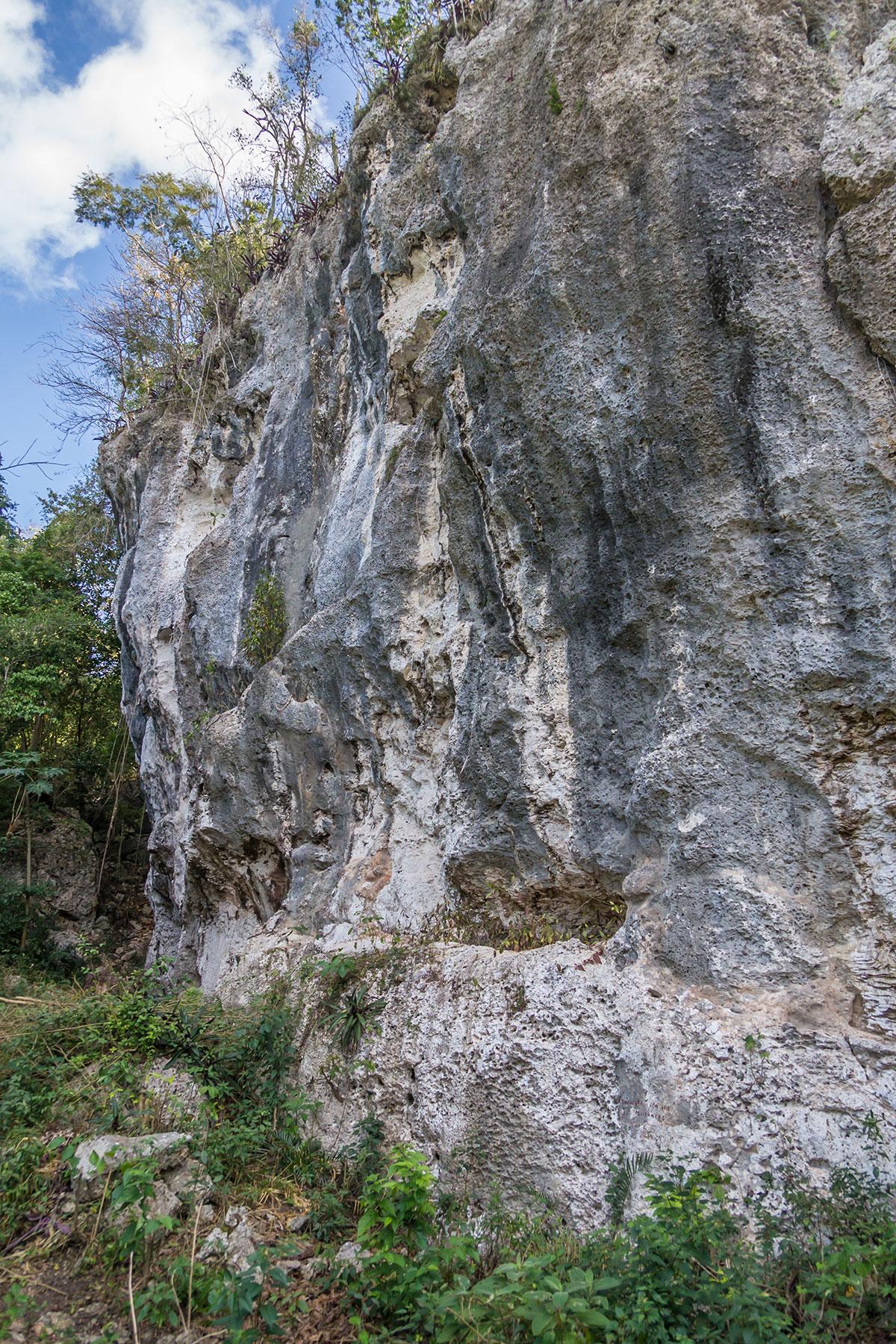 Dominikanische Republik, Felsen von Bayahibe