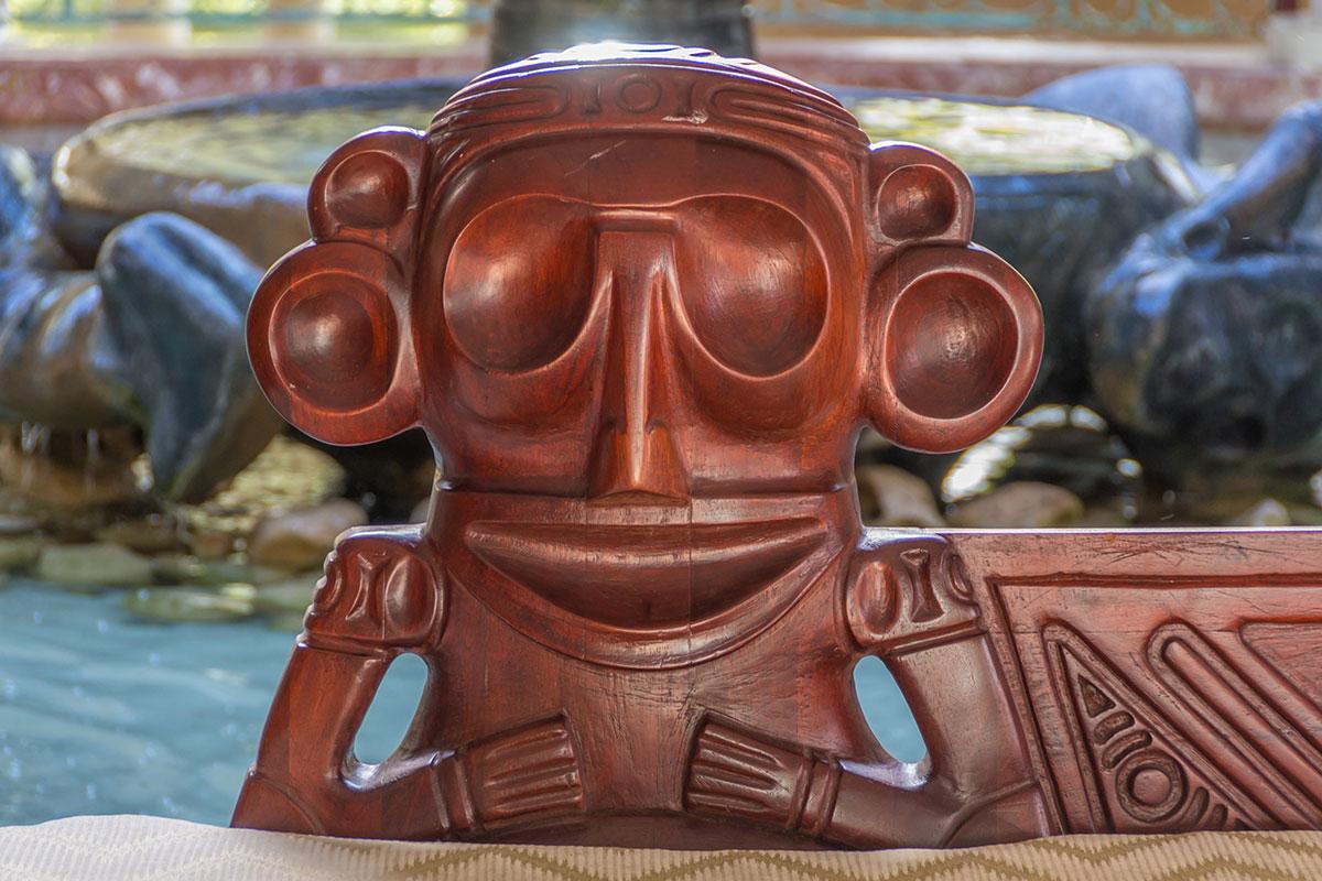 Dominikanische Republik, Holzschnitzerei