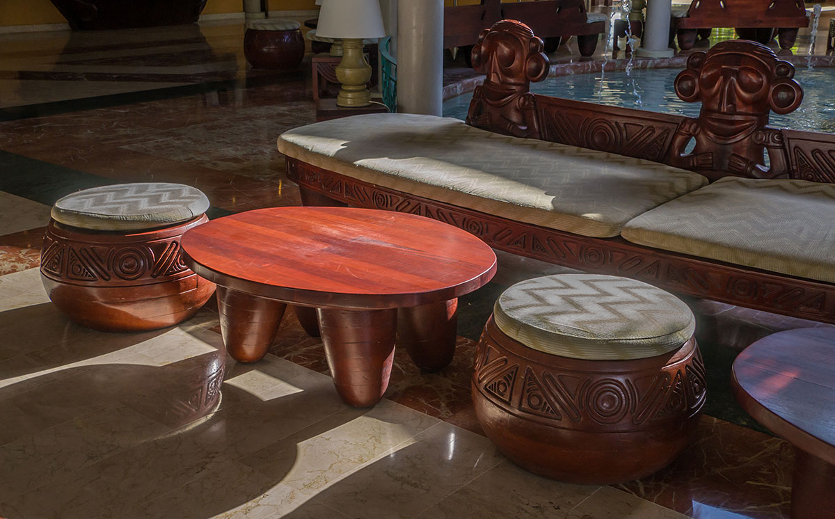 Dominikanische Republik, Holzschnitzereien