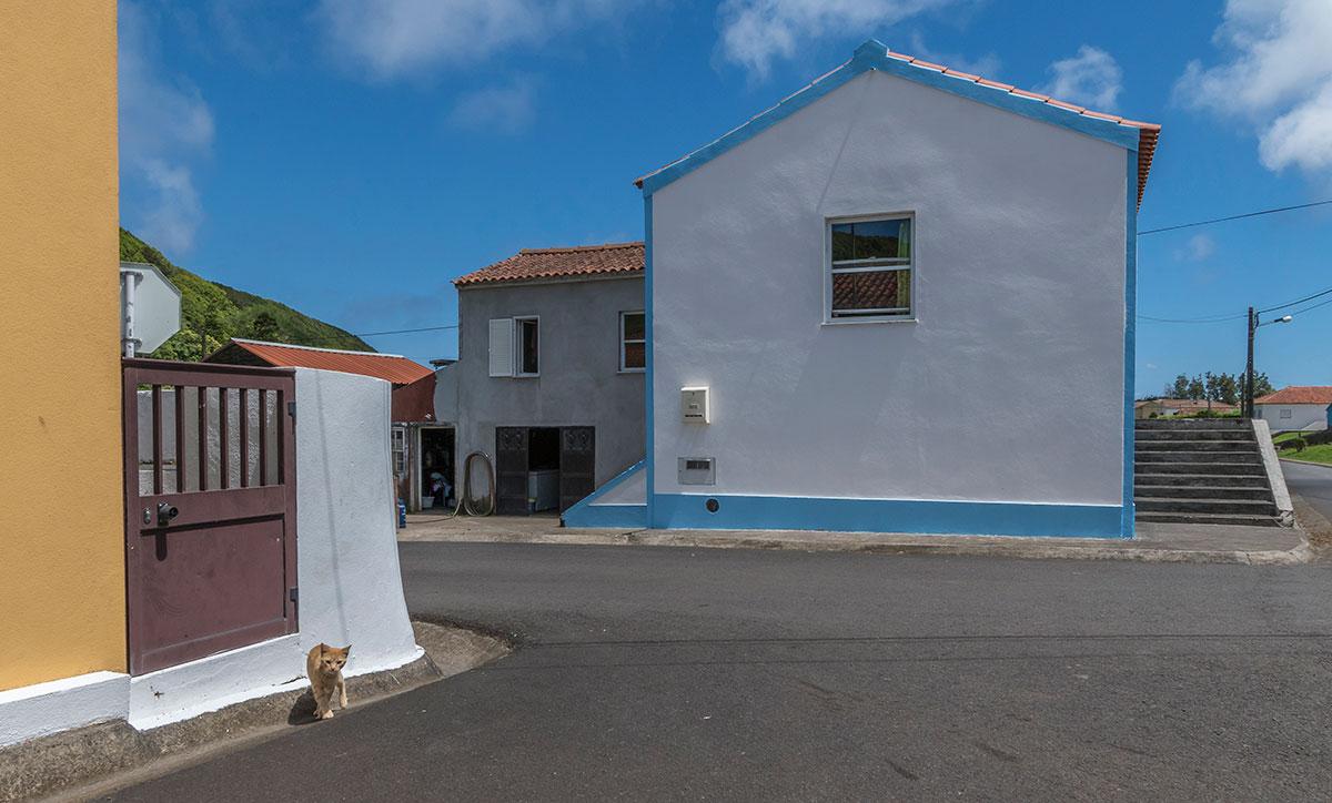 Azoren, Faial, Ribeirinha
