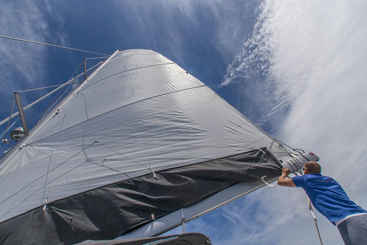 Azoren, Segeln auf der Saildive