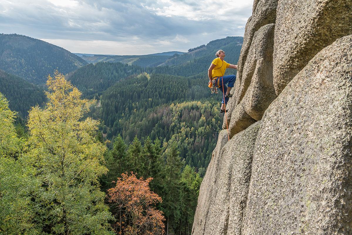 Harz, Großer Kurfürst, Route