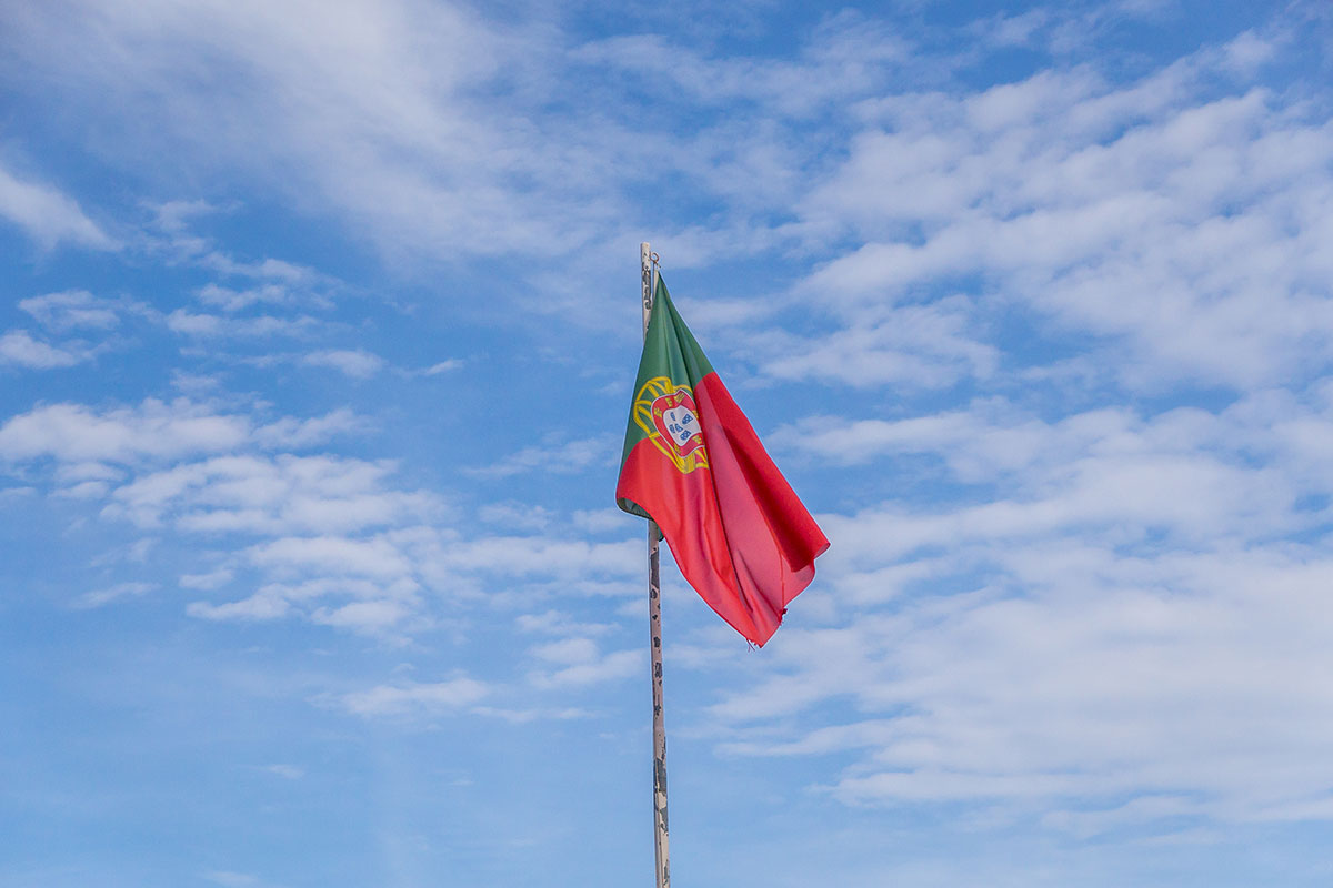 Portugal Fahne