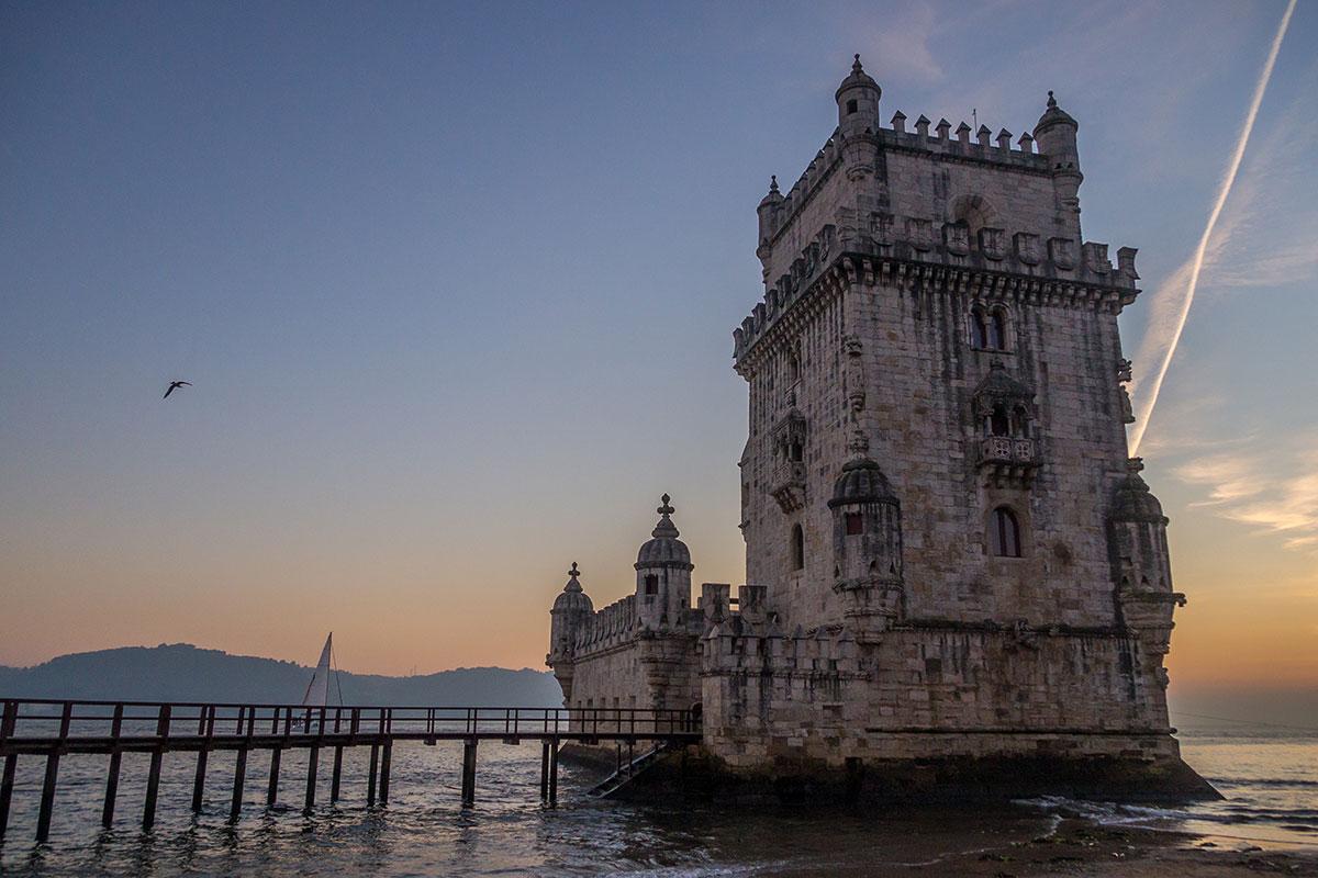 Portugal, Lissabon, Torre de Belém