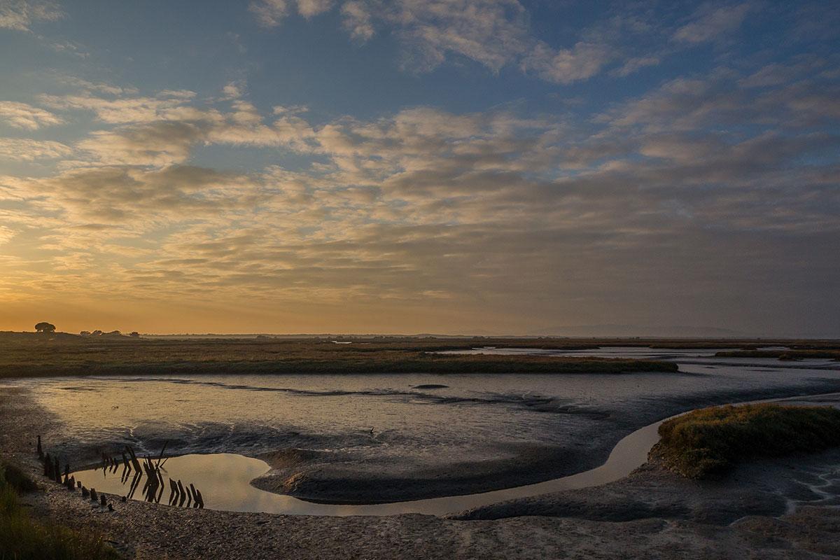 Portugal, Reserva Natural do Estuário do Sado