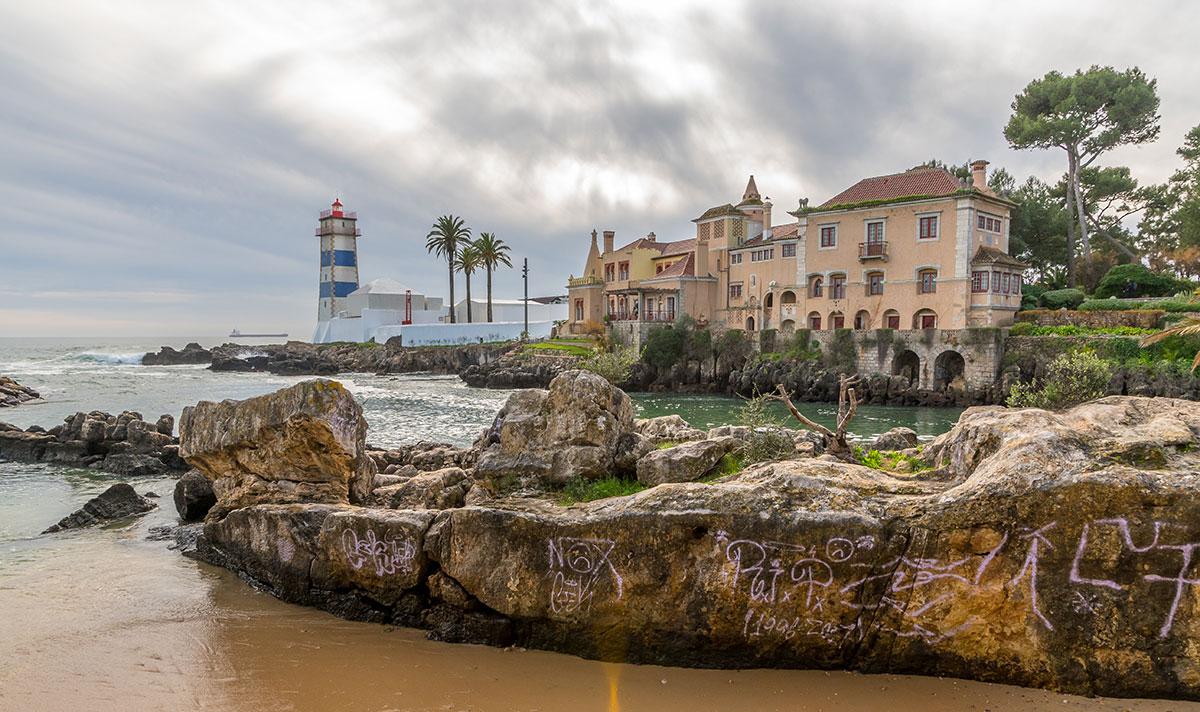 Portugal, Cascais, Forte de Santa Marta