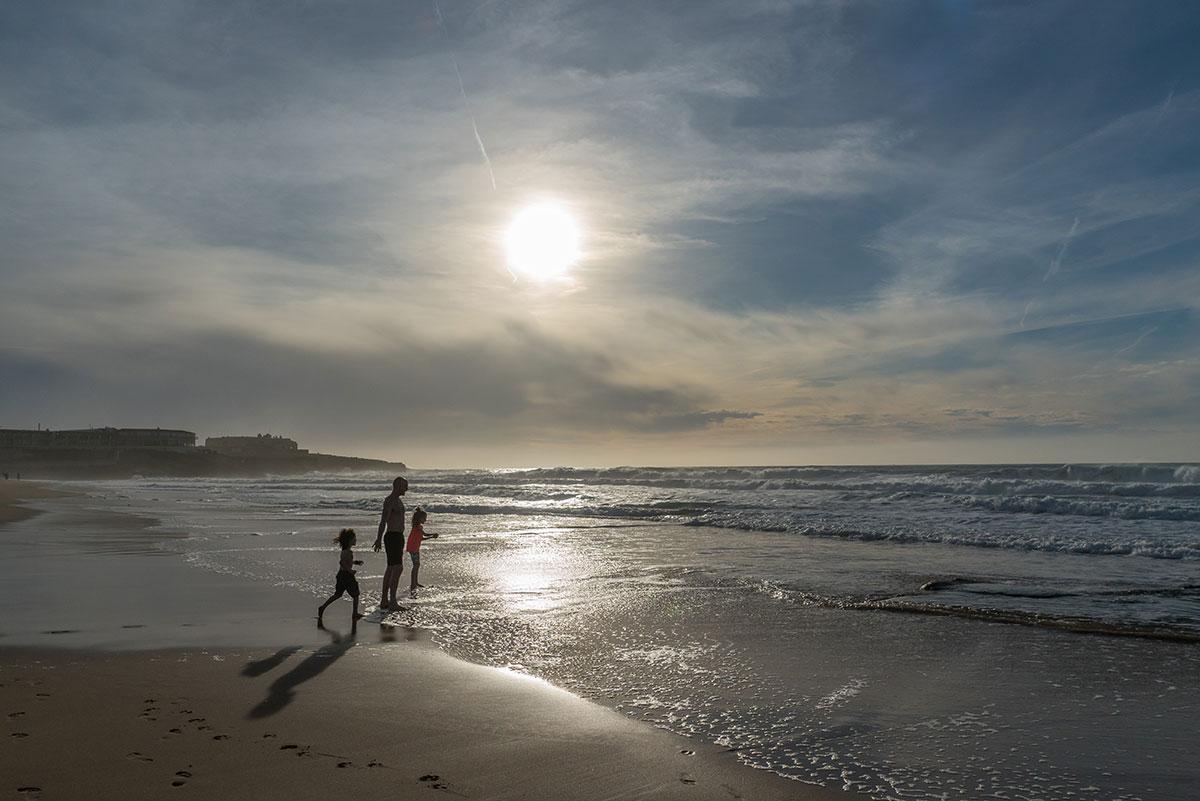 Portugal, Praia Grande do Guincho
