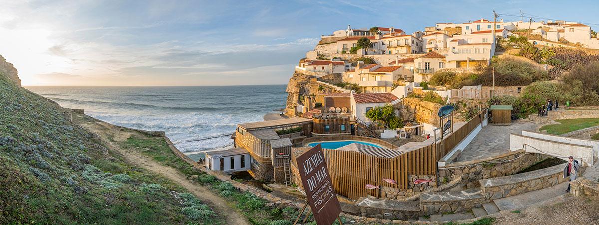 Portugal, Azenhas do Mar