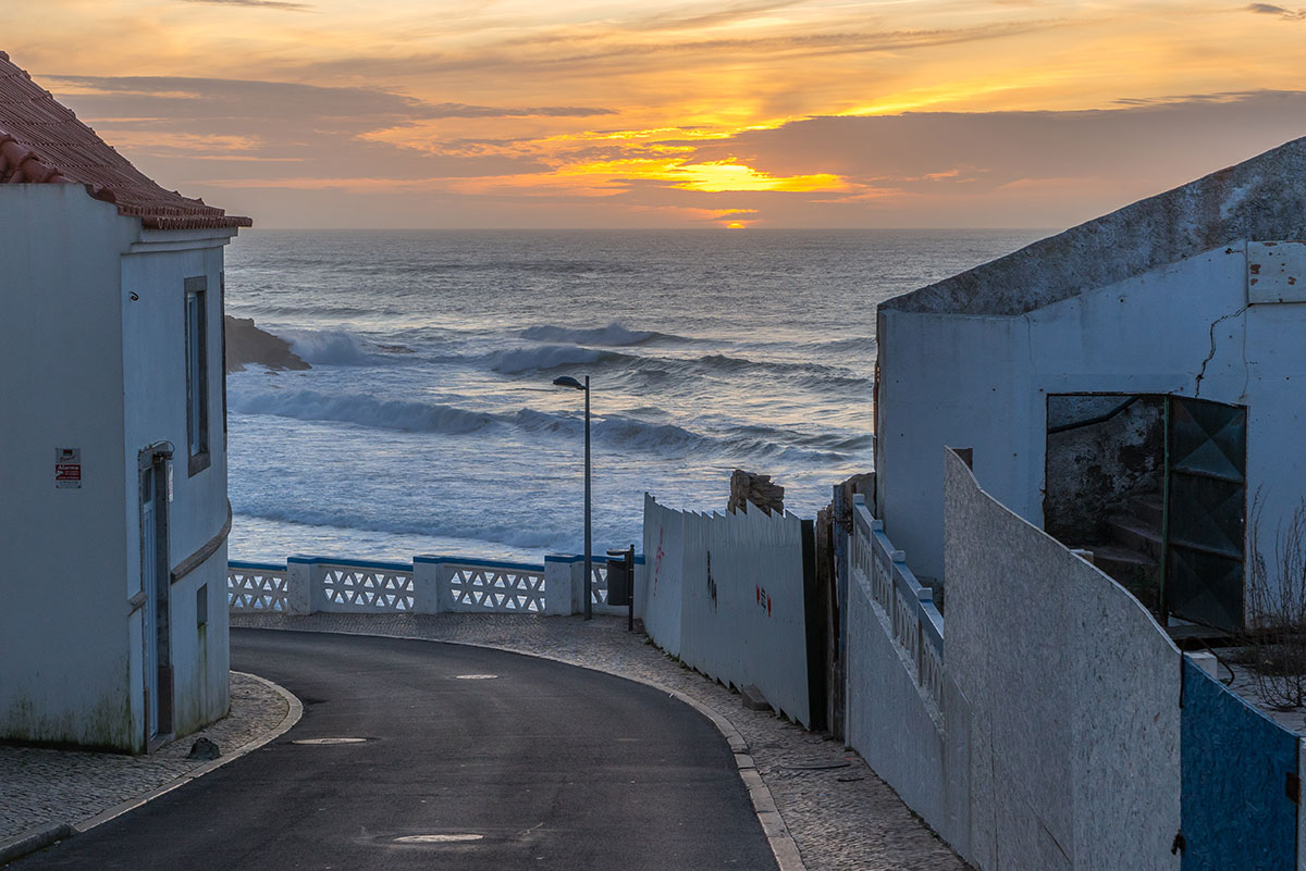 Portugal, Praia das Maçãs