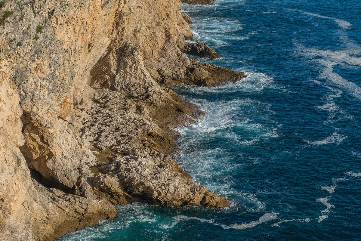 Portugal, Cabo Espichel, Meio Mango