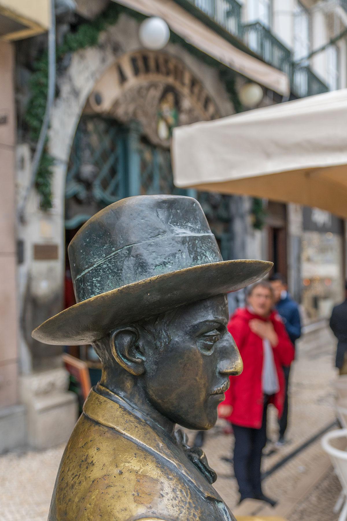 Portugal, Lissabon, Café A Brasileira