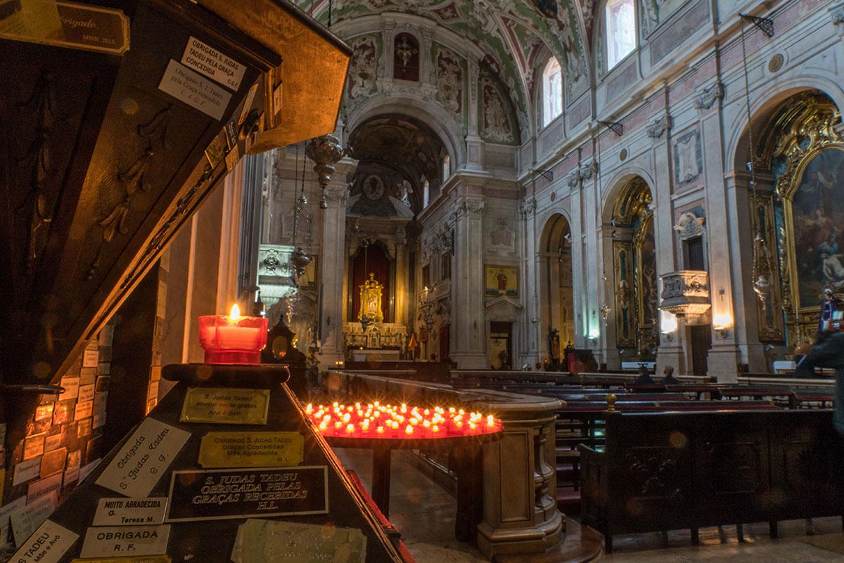Portugal, Lissabon, Igreja de Nossa Senhora da Encarnação