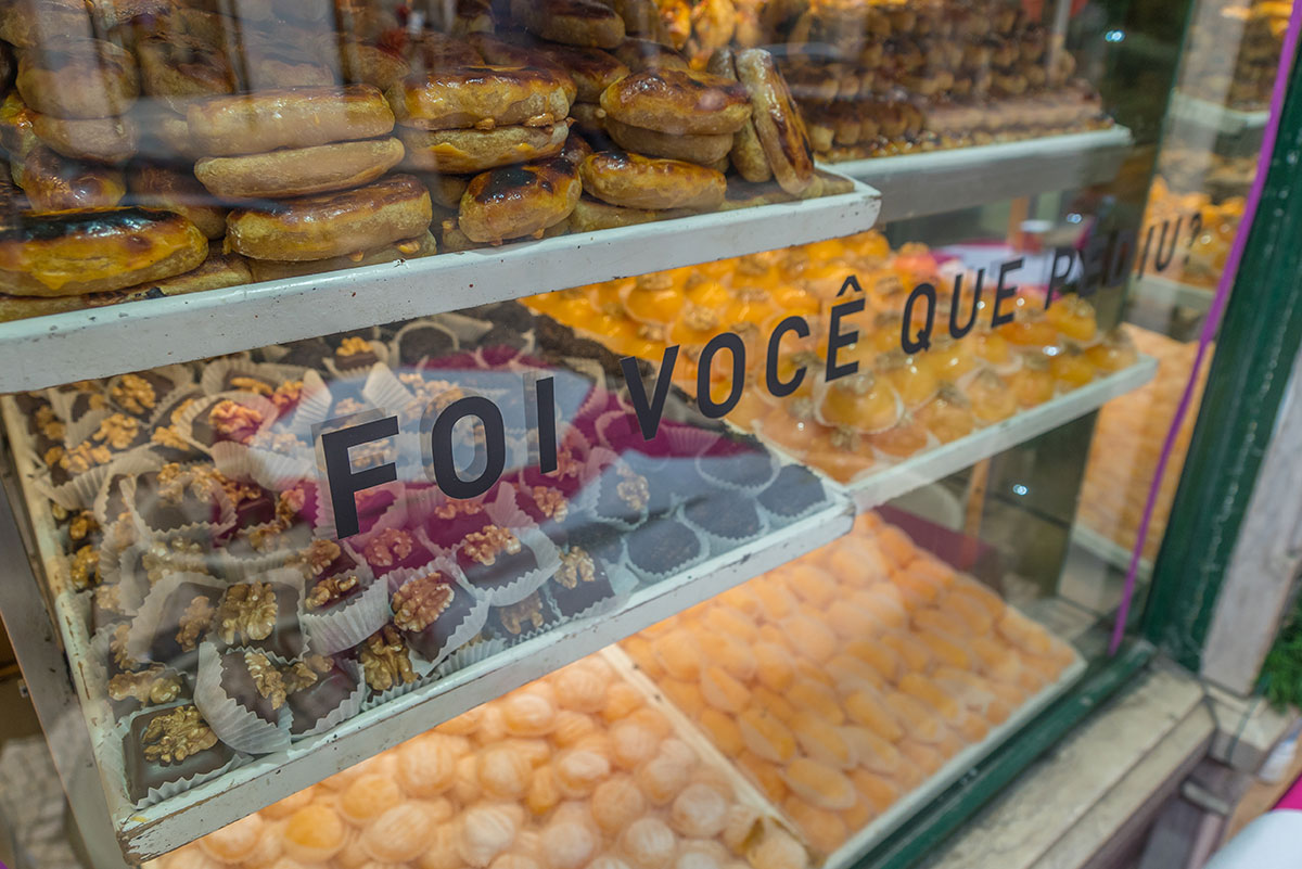 Portugal, Lissabon, Bäckerei