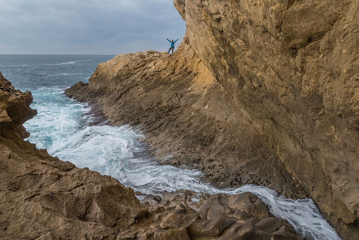 Portugal, Cabo Espichel, Meio Mango, Atlântida