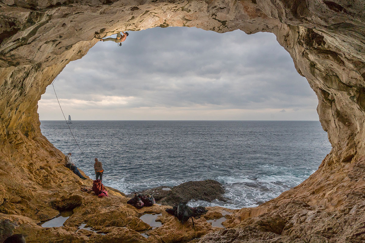 Portugal, Cabo Espichel, Meio Mango, Atlântida, Route